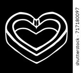 heart vector illustration....   Shutterstock .eps vector #717180097