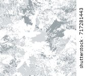 grunge seamless pattern....   Shutterstock .eps vector #717281443