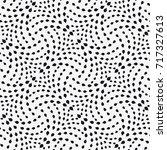 vector seamless pattern. modern ... | Shutterstock .eps vector #717327613