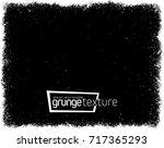 grunge texture   abstract... | Shutterstock .eps vector #717365293