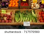 Small photo of Roadside Produce Stand
