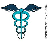 medical symbol isolated icon | Shutterstock .eps vector #717710803