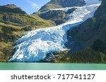 berg glacier berg lake mount...
