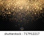 vector glamour fashion... | Shutterstock .eps vector #717912217