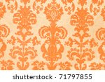 Vintage Decorative Background...