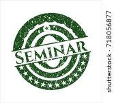Green Seminar Distress Rubber...