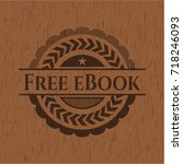 free ebook retro style wooden...