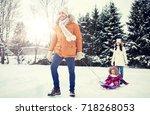 parenthood  fashion  season and ... | Shutterstock . vector #718268053