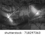 abstract background design with ... | Shutterstock .eps vector #718297363