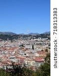 nice  france | Shutterstock . vector #718313383