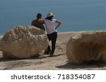 family by the sea | Shutterstock . vector #718354087