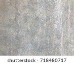 background texture aluminium | Shutterstock . vector #718480717