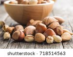 Different Types Of Nuts In The...
