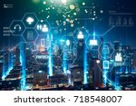 """fintech"" word on digital... 