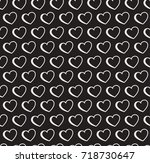 vector hand drawn illustration... | Shutterstock .eps vector #718730647