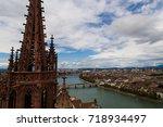 basel  switzerland   june 29 ... | Shutterstock . vector #718934497