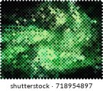 abstract background. spotted... | Shutterstock .eps vector #718954897