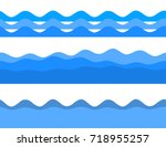 freshness natural theme  a... | Shutterstock .eps vector #718955257