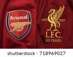 bangkok  thailand   september... | Shutterstock . vector #718969027