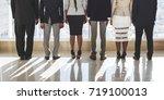 association alliance meeting... | Shutterstock . vector #719100013