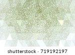 light green vector low poly...   Shutterstock .eps vector #719192197