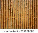 the background is wood    | Shutterstock . vector #719288083