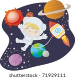 science day | Shutterstock .eps vector #71929111