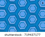 abstract background with...   Shutterstock .eps vector #719437177