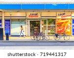 london  uk   september 5  2017  ...   Shutterstock . vector #719441317