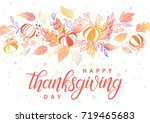 Thanksgiving Typography.hand...