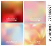abstract creative concept... | Shutterstock .eps vector #719480017
