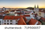 Old Town Of Brno As Seen From...