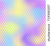 vibrant fish scale pattern with ...   Shutterstock .eps vector #719500207