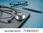 medical and business concept....   Shutterstock . vector #719835037
