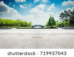the beautiful park | Shutterstock . vector #719937043
