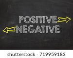 text positive and negative