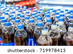 Army Of Plastic Bottles With...
