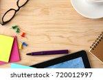 table top equipment | Shutterstock . vector #720012997