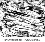 print distress background in... | Shutterstock .eps vector #720065467