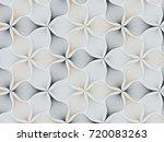 black line graphic pattern... | Shutterstock .eps vector #720083263