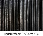 Small photo of Background and Texture: Steel background:Black Metal background.