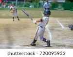 baseball kids   Shutterstock . vector #720095923