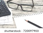 concept idea for business... | Shutterstock . vector #720097903