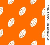 baked pastry pattern repeat...   Shutterstock .eps vector #720117817