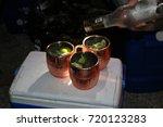moscow mule   Shutterstock . vector #720123283