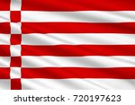 flag of the free hanseatic city ... | Shutterstock . vector #720197623