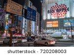 tokyo  japan   september 21st ... | Shutterstock . vector #720208003