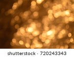 tao cosmic bokeh background | Shutterstock . vector #720243343