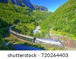 Flam Railway  Aurland  Norway