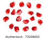 Pomegranate Fruit Seeds...